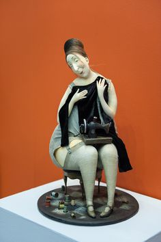 """4-я Международная выставка """"Искусство Куклы""""  проходит в Москве в Гостином Дворе с 12 по 15 декабря 2013г."""