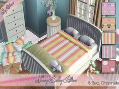Pralinesims' Nursery Bedding Patterns
