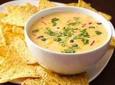 lots and lots of dips and salsas recipes!