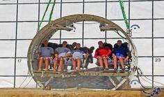 ناسا تجري تجربة سقوط مرعبة لتقييم الجيل…: تعاونت وكالة ناسا مع إدارة الطيران الفيدرالية، في اختبار سقوط مرعب، لتمهيد الطريق للمبادئ…