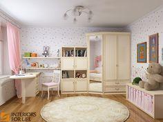 Красносельское шоссе - дизайн интерьера квартиры 110 кв.м