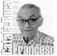 Català-Roca va ser capaç de captar l'eternitat de l'instant, les seves fotografies de Barcelona i Madrid son imatges memorables de la vida als carrers d'aquestes grans ciutats a la postguerra de la guerra civil espanyola. Els objectes recobraven vida quan passaven per l'objectiu de la càmera de Català-Roca, era la 'Nova Objectivitat' a la espanyola.  Francesc Català-Roca mor el 5 de març del 1988, als 65 anys a Barcelona.
