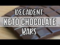 Our Keto Chocolate Bar is high fat and only 2 net carbs for the entire bar so you can indulge guilt free!