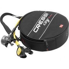 360 Regulator Bag, Σάκος Μεταφοράς Cressi. Ανετη τσάντα για την προστασία και την μεταφορά του ρυθμιστή. Με ιμάντα ώμου.