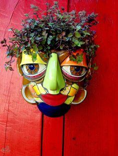 nice Como reciclar la vajilla rota #recycle #reciclar #art #arte #handmade