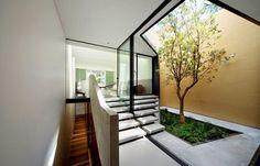Các loại giếng trời phù hợp cho nhà phố - Xây dựng, sửa chữa, mua bán căn hộ - nhà đất