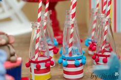 Fantasie... Festas Infantis - Festa do(a) Circo Vintage