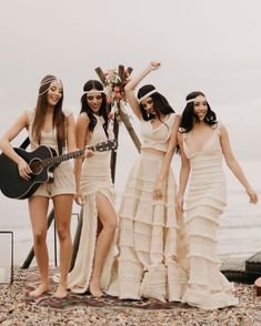 Since we see the BRIDE side of life! Welcome to the Zolotas bridal world.⁣ ⁣ Planning & Design: Set-up: Photography: Filmmaker: Floral Designer: Wedding Dress: Bohemian Girls, Bohemian Style, Boho Chic, Boho Hippie, Bohemian Bride, Bohemian Headpiece, Bridal Elegance, Boho Beach Wedding, Bohemian Lifestyle