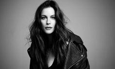 Liv Tyler for Parfums Givenchy.