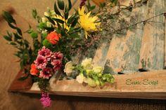 #scenicscript #rustic #sign #barnboard #flowers #garden #blooms #vase #shutter #spring #diy #homedecor