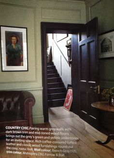 1000 Images About Mahogany 36 Paint Farrow And Ball On
