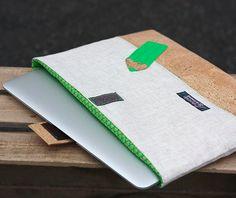 Schutztasche für Tablet, Handy oder Laptop für Büro, Schule oder Zuhause - Anleitung via Makerist.de