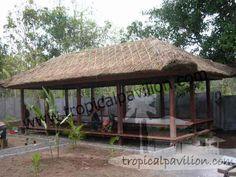 Custom Balinese pavilion(PH03)