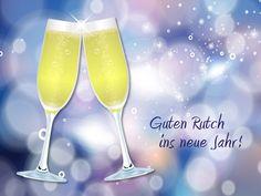 Guten Rutsch ins neue Jahr!