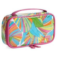 Stephanie Johnson 'South Beach - Grace' Brush Case