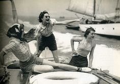 Norman Parkinson -- to many more adventures