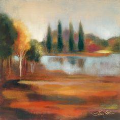 Masterpiece Art - Mountain Lake I, $18.30 (http://www.masterpieceart.com.au/mountain-lake-i/)