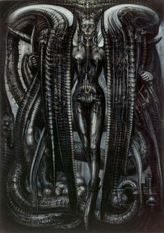 Lilith ~ H R Giger