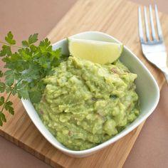 Guacamole z avokáda Guacamole, Mexican, Ethnic Recipes, Food, Essen, Meals, Yemek, Mexicans, Eten