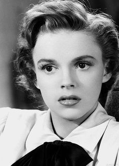 Judy Garland, great child & adult movie star.