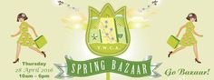 Hexapi German Organic Honey at YWCA Spring Bazaar 2016