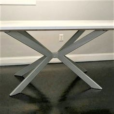 Awesome Prefabricated Table Legs