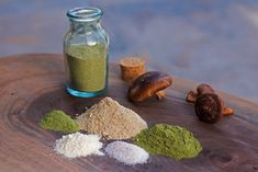 This umami seasoning blend is a delicious way to add a medicinal boost to foods. Enjoy this on vegetables, meats, and even popcorn! Savoury Dishes, Vegan Dishes, Homemade Seasonings, Honey Recipes, Organic Herbs, Spring Recipes, Tilapia, Arbonne, Vegetable Dishes