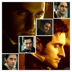 Richard Armitage North and South. Victorian, not Regency, but irresistible.