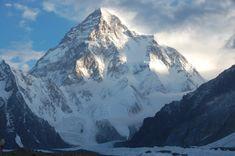 from http://commons.wikimedia.org/wiki/File:K2,_Mount_Godwin_Austen,_Chogori,_Savage_Mountain.jpg