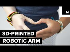 At just 21 years old, Easton LaChappelle is engineering the next standard of prosthetics. Inspired by a nine-year-old girl named Momo, LaChappelle. Old Girl Names, 3d Printing Service, Robot Arm, 3d Artist, Tech News, 3d Printer, Fitbit, Arms, Technology
