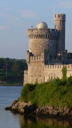 Blackrock Castle ~ 16th century castle on the banks of River Lee,Cork County, Ireland