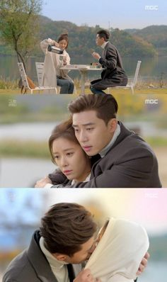 [Spoiler] 'She Was Pretty' Park Seo-joon kisses Hwang Jeong-eum with a promise to propose later @ HanCinema :: The Korean Movie and Drama Database