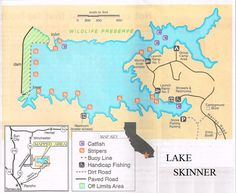 2017 southern california fishing maps reports plus for Shaver lake fishing report