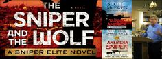 Tonight on Authors on the Air. Scott McEwen, who co-authored American Sniper and The Sniper and the Wolf. http://www.blogtalkradio.com/authorsontheair/2015/05/26/author-scott-mcewen-american-sniper-discusses-the-sniper-the-wolf-live