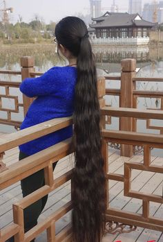 Indian Long Hair Braid, Long Hair Ponytail, Braids For Long Hair, Loose Hairstyles, Indian Hairstyles, Ponytail Hairstyles, Cut My Hair, Hair 24, Long Black Hair