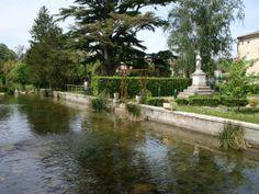 Goudargues, la Venise Gardoise - France
