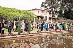Italian Villa Wedding venue in Dorset photographs. Photography by one thousand words wedding photographers