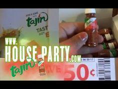 House Party - Muestras gratis de Tajin - El Diario de mi Hogar