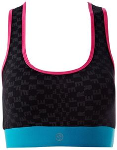 011da2897de54 Zumba Fitness LLC Feel Free T Bra Top