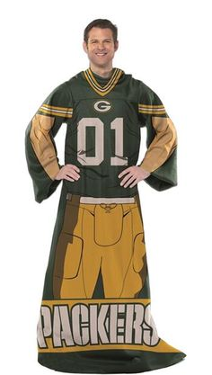Use this Exclusive coupon code: PINFIVE to receive an additional 5% off the Green Bay Packers Unisex Adult Comfy Throw $28.15 at SportsFansPlus.com