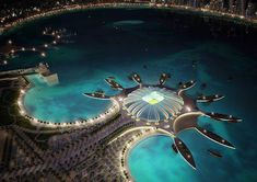 Fifa stadium in Qatar-Astonished Photos From Places Around The World – Part 3