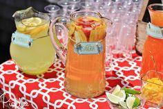 Free champagne/mimosa bar printables!