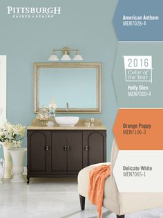 Holly Glen The Pittsburgh Paints Amp Stains 2016 Color Of