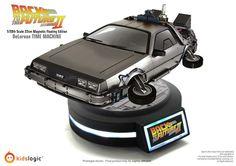 Cale a boca e tome o meu dinheiro, preciso dessa réplica voadora do DeLorean - http://www.showmetech.com.br/replica-voadora-delorean/
