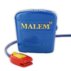 Amazon.com: Malem Ultimate Selectable Bedwetting Alarm with Vibration