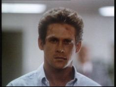 "People always seem to identify Dudikoff with the Joe Amstrong character from the American Ninja series. But to me he will be remembered as Matt Hunter from ""Avenging Force."" He was mesmerizing in the movie."