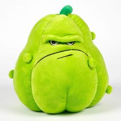 Fend off an army of stuffed zombies with a cuddly plush Squash. Don't believe in stuffed zombies? Don't say we didn't try to warn you. Note: Sizes listed are approximate.