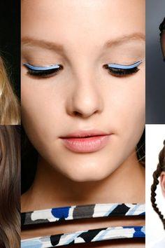 Spring-Summer 2015 Beauty Trend Report   Teen Vogue