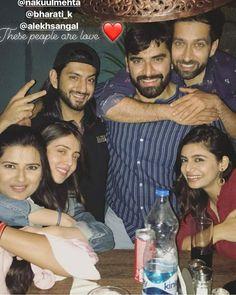 Beautiful Couple, Most Beautiful, Nakul Mehta, Dil Bole Oberoi, Tvs, Eagles, Bollywood, Blouses, Actors