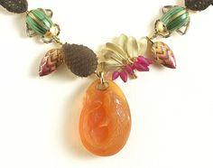 Garden Necklace ~ Roger Doyle